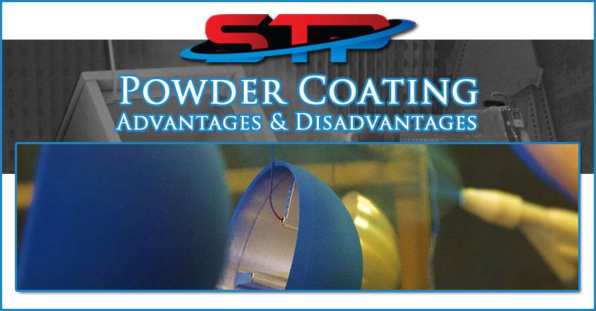 Advantages & Disadvantages Of Powder Coating