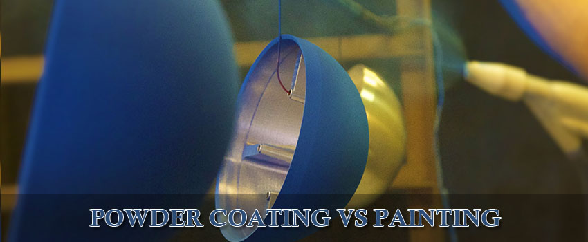 Powder Coating Vs Painting