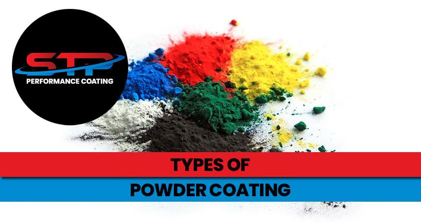 Types Of Powder Coatings