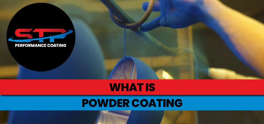 What Is Powder Coating STP Performance Coating